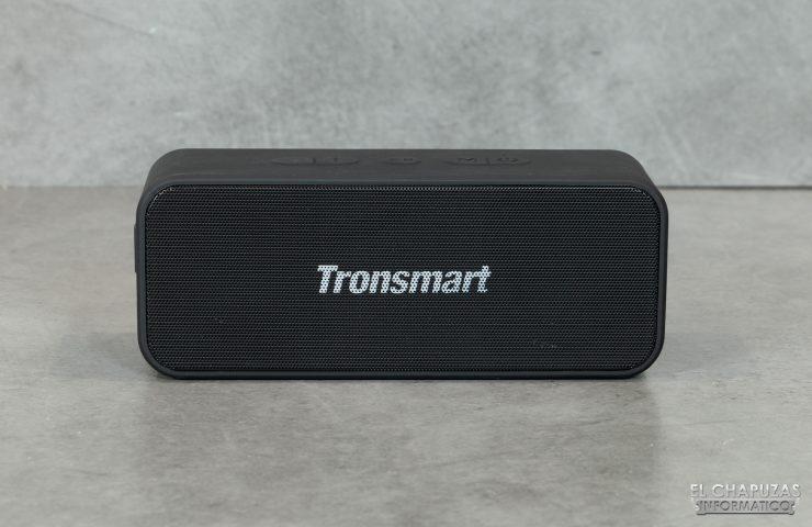 Tronsmart Element T2 Plus - Vista frontal