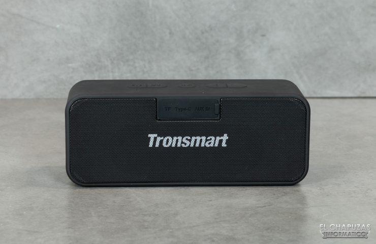 Tronsmart Element T2 Plus - Vista trasera