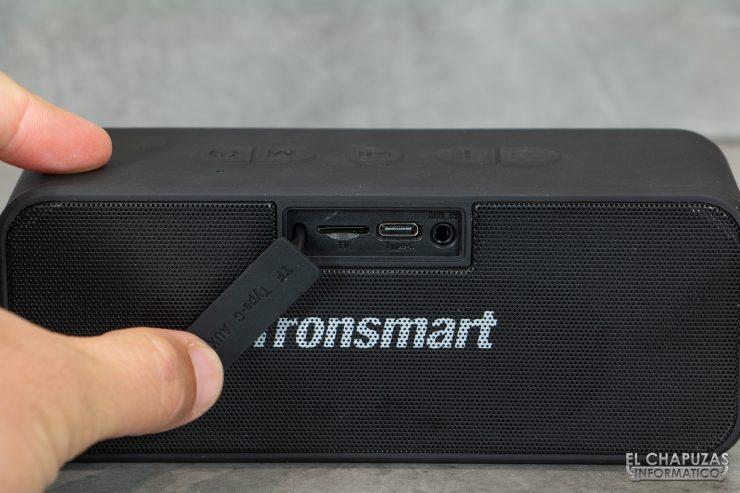 Tronsmart Element T2 Plus - Conectividad