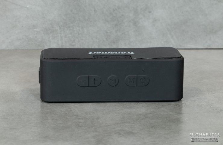 Tronsmart Element T2 Plus - Vista superior