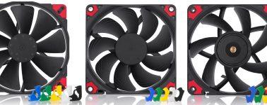 Noctua anuncia su nueva línea de ventiladores Chromax en color negro