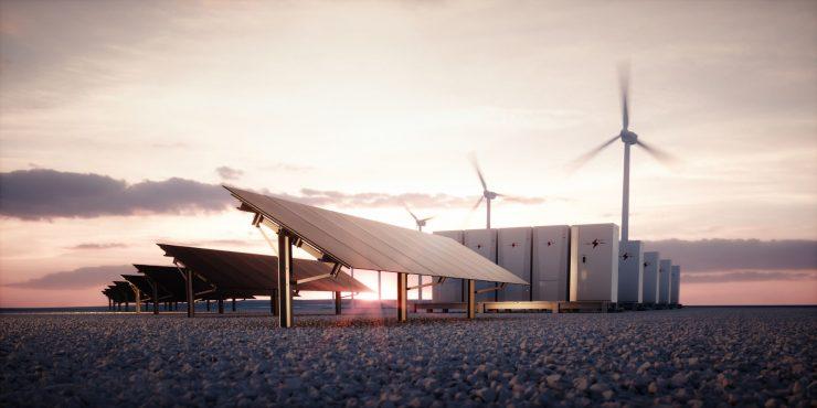 baterías energía renovable