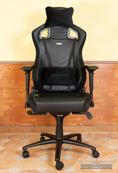 noblechairs EPIC - Con cojines
