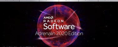 Los AMD Radeon Software Adrenalin 2020 Edition traerán la tecnología Radeon Boost