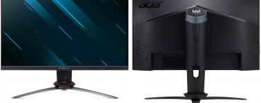 Acer Predator XB273P: IPS 27″ Full HD @ 144 Hz con G-Sync Ultimate por 399 euros