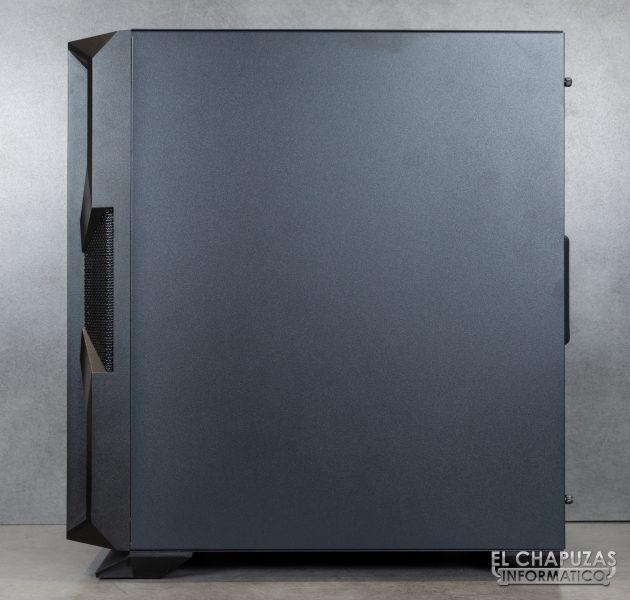 Antec NX800 - Lateral secundario