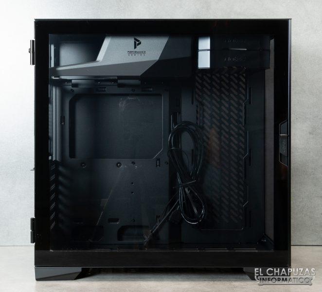 Antec P120 Crystal - Exterior 3