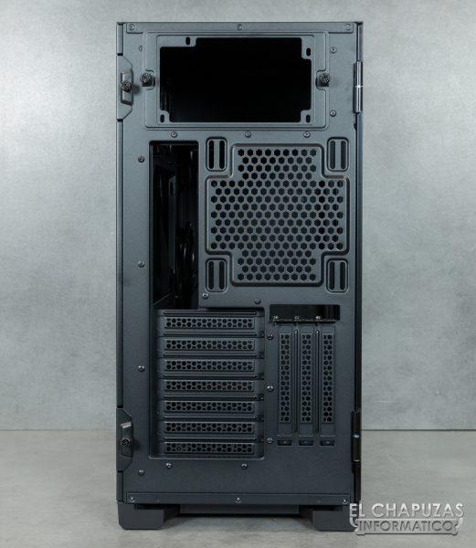 Antec P120 Crystal - Exterior 5