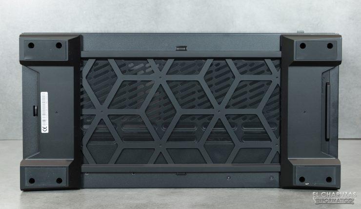 Antec P120 Crystal - Exterior 8