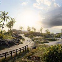 Así luce la mítica Isla Wake del Battlefield 1942 en su llegada al Battlefield V