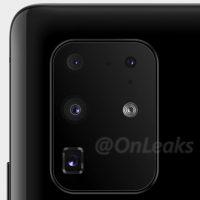 Así será el diseño de la cámara trasera del Samsung Galaxy S11+