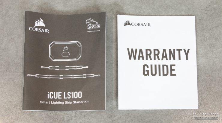 Corsair iCUE LS100 - Documentación