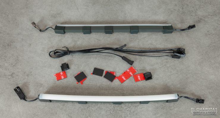 Corsair iCUE LS100 - Expansion kit 250 mm