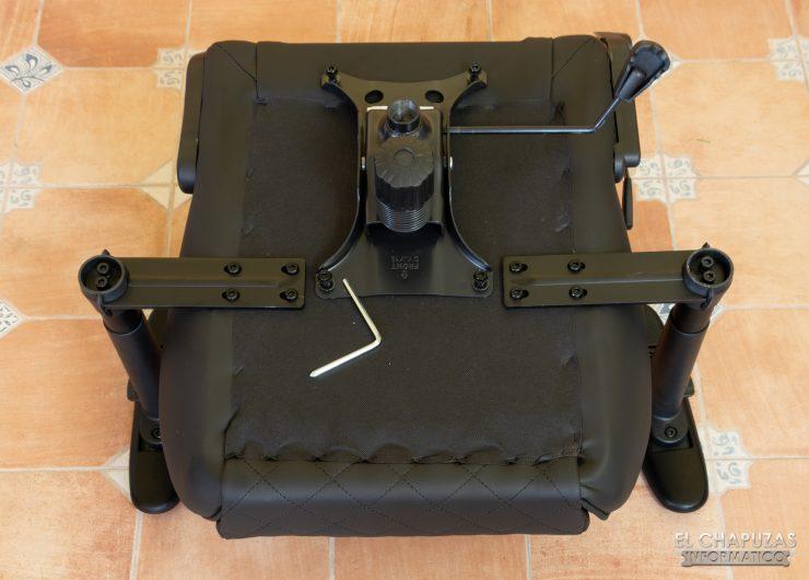 Cougar Armor One - Montaje 3