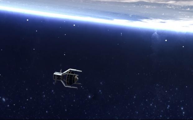 ESA robot espacial