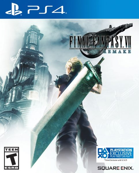 Final Fantasy VII Remake 482x600 0
