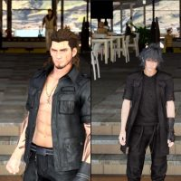 Final Fantasy XV está limitado a 1080p @ 30 FPS en Google Stadia; texturas a nivel de la PS4