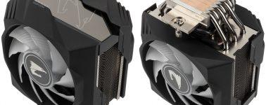 Aorus ATC800: Disipador CPU por aire con triple iluminación RGB por 99 euros