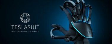 Teslasuit VR: Los guantes definitivos para complementar las gafas de Realidad Virtual