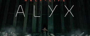 Half-Life Alyx se ve prácticamente igual en calidad Baja vs Ultra