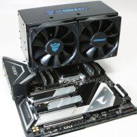 IceGiant ProSiphon Elite: Sistema de refrigeración industrial para CPUs de consumo