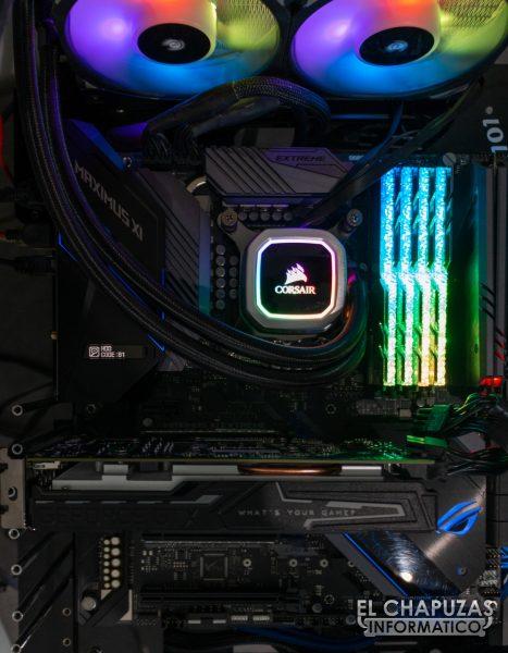 KFA2 GeForce GTX 1650 SUPER EX - Equipo de pruebas