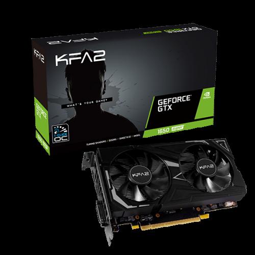 KFA2 GeForce GTX 1650 SUPER EX - Oficial