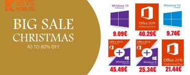 Regálale a tu PC por navidades una licencia de Windows 10 + Office desde 24,69 euros