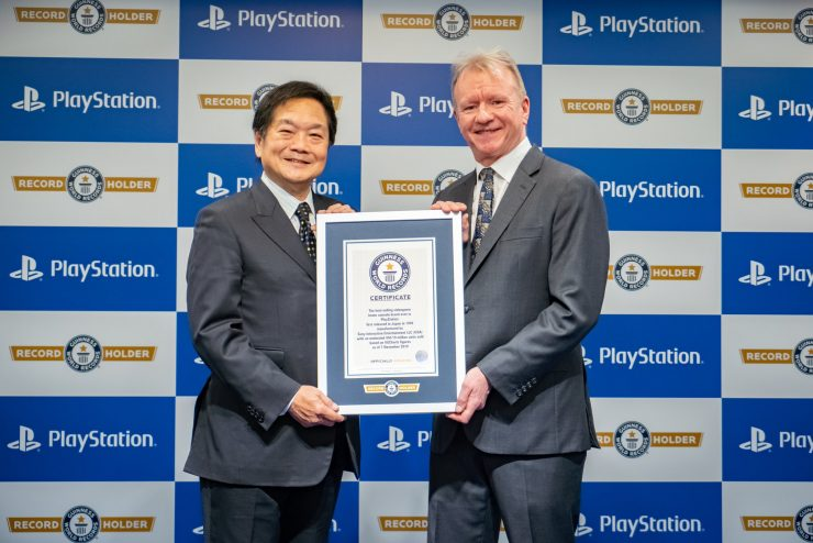 Playstation Guinness World Records 740x494 0