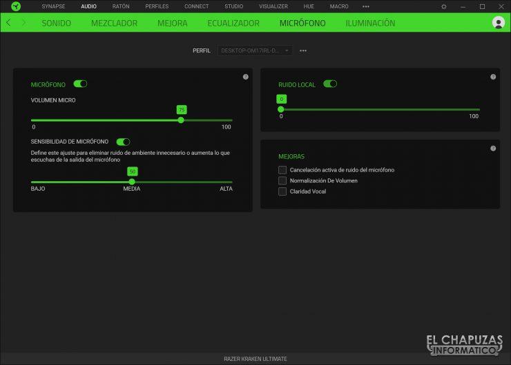 Razer Kraken Ultimate - Software 5