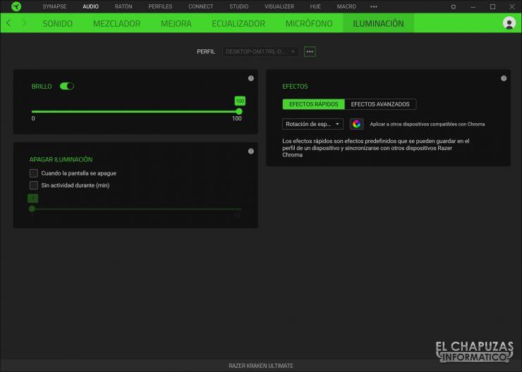 Razer Kraken Ultimate - Software 6