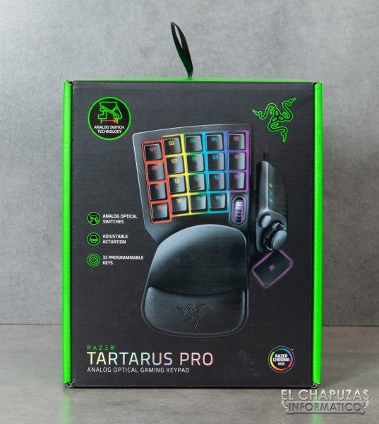 Razer Tartarus Pro - Embalaje 1