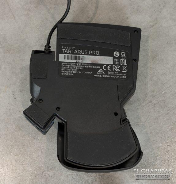 Razer Tartarus Pro 10