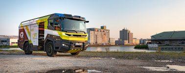 Así es el primer camión de bomberos eléctrico: comenzará a operar en California en 2021
