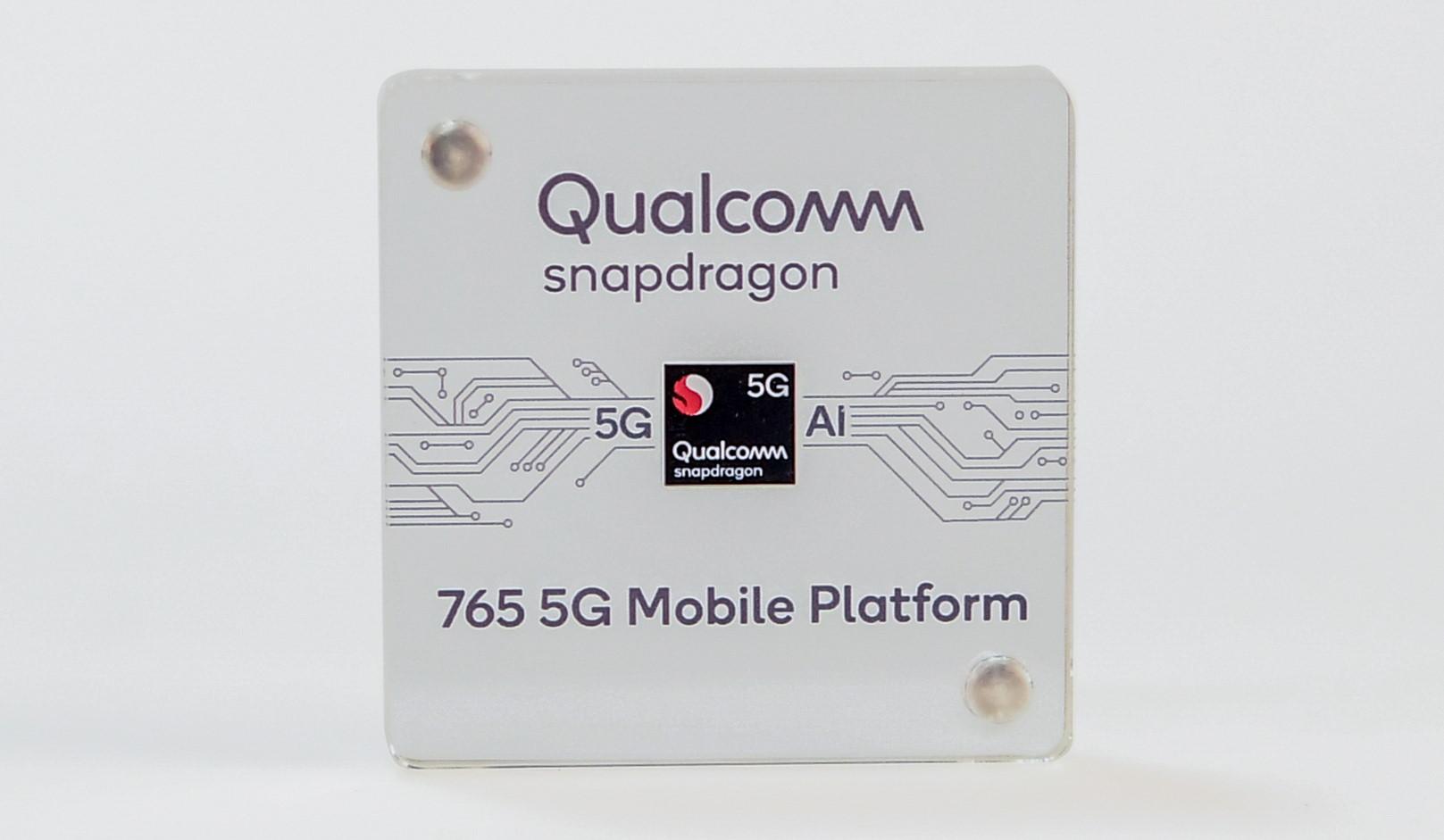 Snapdragon 765: Soporte para pantallas @ 120 Hz, cámaras de 192 MP ...