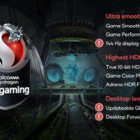 Qualcomm está desarrollando su propio smartphone gaming en colaboración con Asus