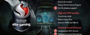 Qualcomm lanzará actualizaciones de sus controladores gráficos para móviles cada trimestre