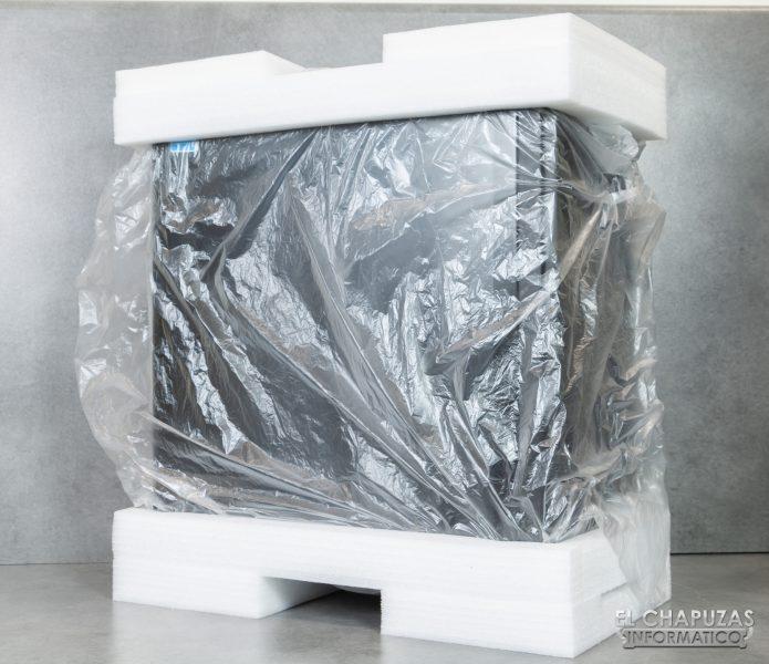 Thermaltake H100 TG - Embalaje interior
