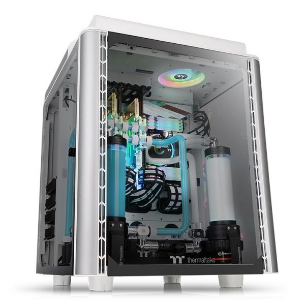 Thermaltake Level 20 HT Snow Edition - Oficial 2