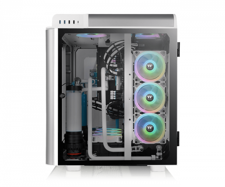 Thermaltake Level 20 HT Snow Edition - Oficial 3