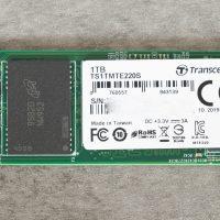 Review: Transcend PCIe SSD220S (SSD M.2 NVMe)