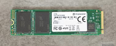 Review: Transcend PCIe SSD220S (SSD M.2 NVMe)