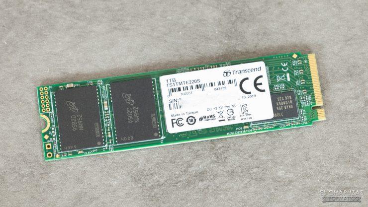 Transcend PCIe SSD220S