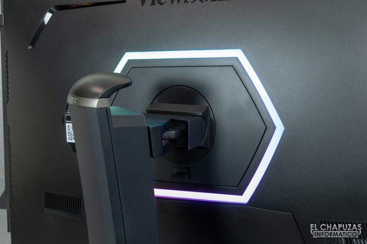 ViewSonic Elite XG270QG - Iluminación LED trasera