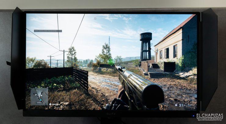 ViewSonic Elite XG270QG - Pruebas 11