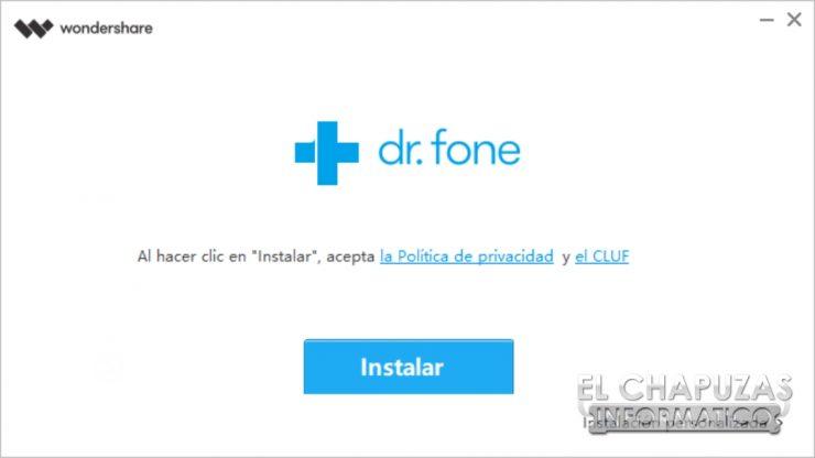 Wondershare dr.fone 1