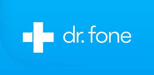 Wondershare dr.fone - Logo
