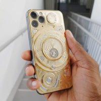 Caviar muestra su iPhone 11 Pro con oro de 24 quilates y 137 diamantes: cuesta más de 100.000 dólares