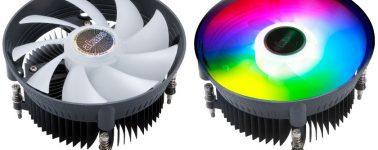 Akasa Vegas Chroma: Disipador CPU tan básico que no pinta nada en el mercado