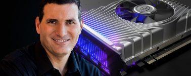 Ari Rauch es invitado a que 'busque otras oportunidades', Raja Koduri al frente de las GPUs Intel Xe